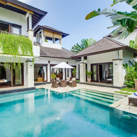 Villa Cempaka - Puri Tirta Villas - Nusa Dua, Bali