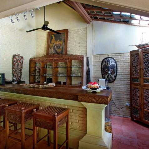 Villa Hibiscus, Sanur, Bali - Bar