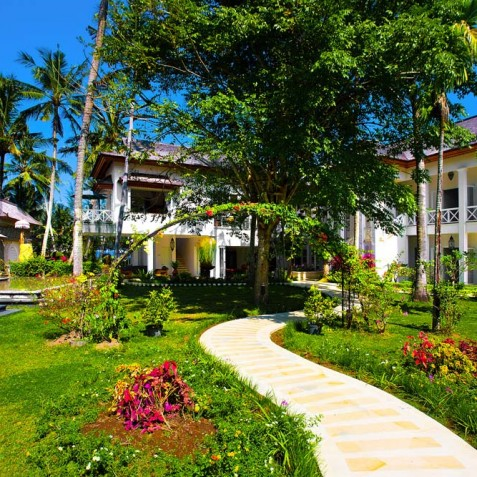 Villa Puri Nirwana, Sanur-Ketewel, Bali - Garden Walkways