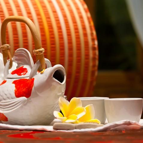 Villa Puri Nirwana, Sanur-Ketewel, Bali - Spa Refreshments