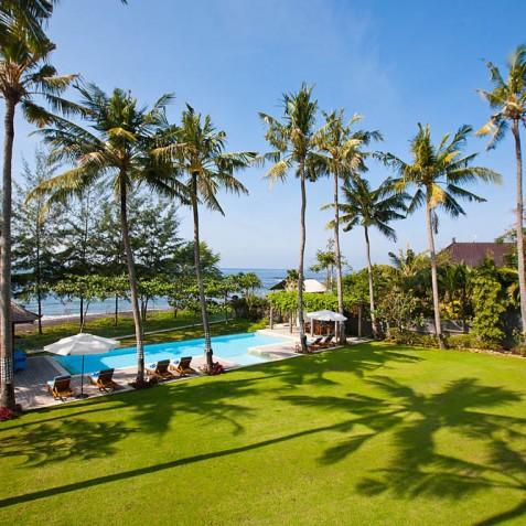 Villa Puri Nirwana, Sanur-Ketewel, Bali - Garden and Pool