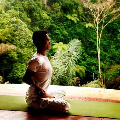 Bagus Jati Health & Wellbeing Retreat, Bali - Yoga