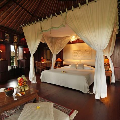 Bagus Jati Health & Wellbeing Retreat, Bali - Deluxe Spa Villa