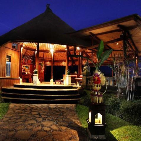Bagus Jati Health & Wellbeing Retreat, Bali - Reception