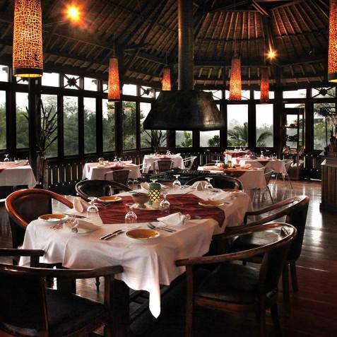 Bagus Jati Health & Wellbeing Retreat, Bali - Restaurant Interior