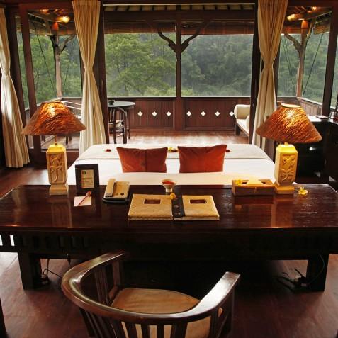 Bagus Jati Health & Wellbeing Retreat, Bali - Superior Villa Bedroom Interior