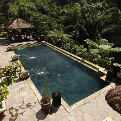 Bagus Jati Health & Wellbeing Retreat, Bali - Pool