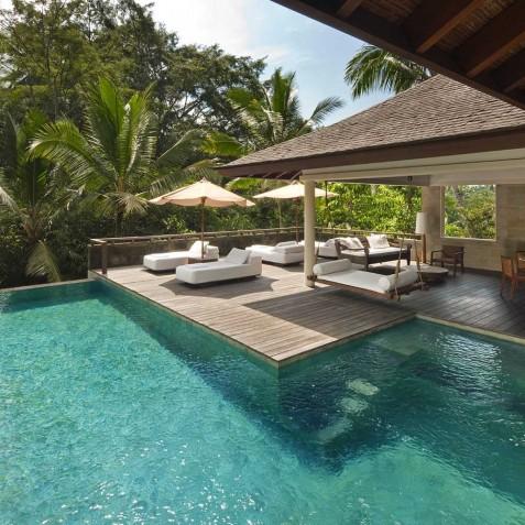COMO Shambhala Estate, Bali - Retreat Villa - 2 Bedrooms - Pool