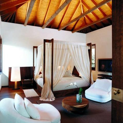 COMO Shambhala Estate, Bali - Retreat Villa - 2 Bedrooms - Master Bedroom