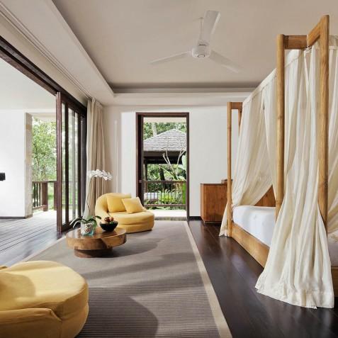 COMO Shambhala Estate, Bali - Retreat Villa - 1 Bedroom - Bedroom
