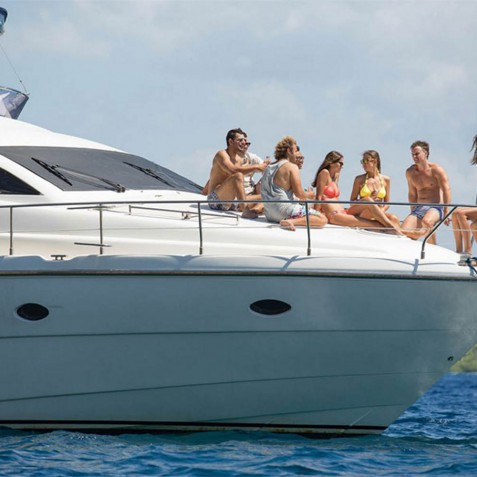Day Cruise - Burjuman - Luxury Yacht Charter, Bali, Indonesia