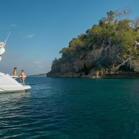 Day Cruise - Burjuman - Luxury Yacht Charter & Cruises - Bali, Indonesia