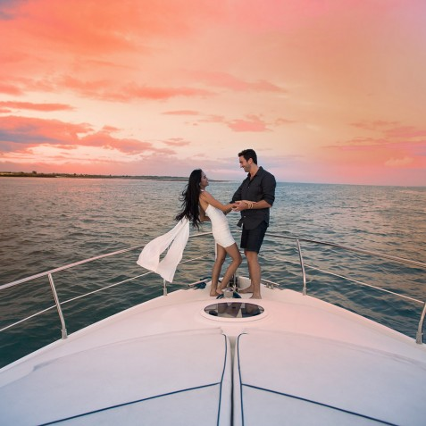 Romantic Cruise - Burjuman - Luxury Yacht Charter & Cruises - Bali, Indonesia