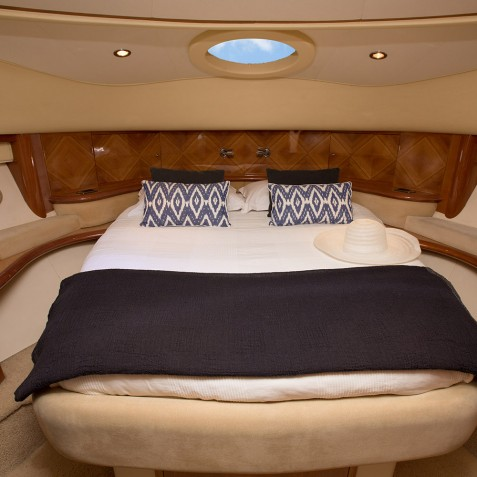 Double Cabin - Burjuman - Luxury Yacht Charter & Cruises - Bali, Indonesia