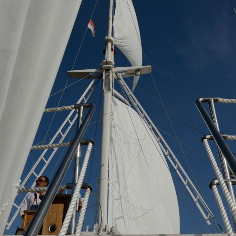 Sails - Alexa Private Cruises - Luxury Charter Yacht - Indonesia