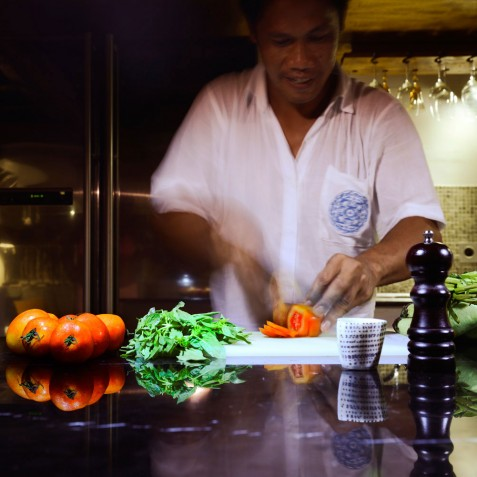Chef - Alexa Private Cruises - Luxury Charter Yacht - Indonesia