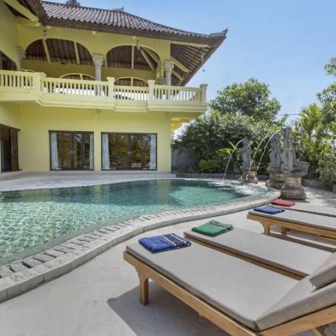 Pool Views - Bali Vitality Detox Retreats - Ubud, Bali, Indonesia