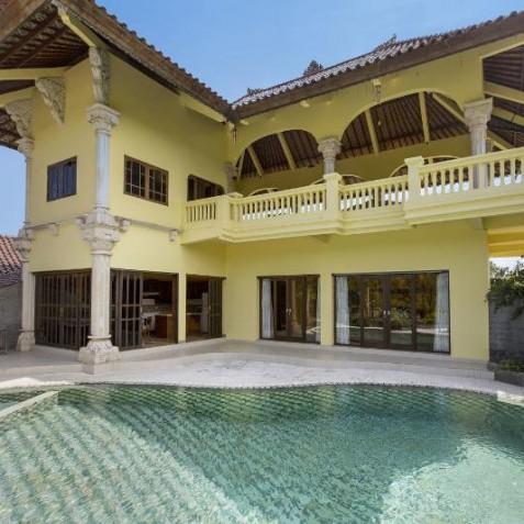 View from Pool - - Bali Vitality Detox Retreats - Ubud, Bali, Indonesia