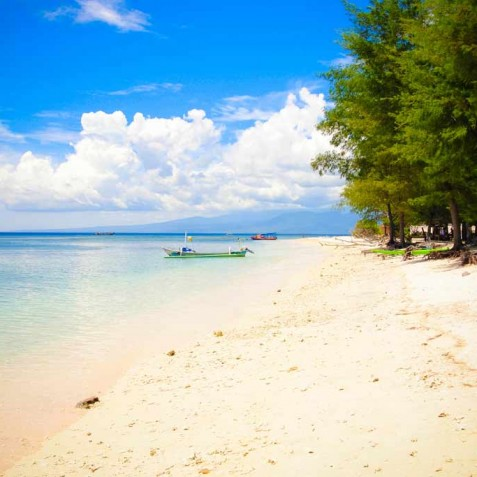 Lombok Beach - Luxury Yacht Charter, Bali, Indonesia