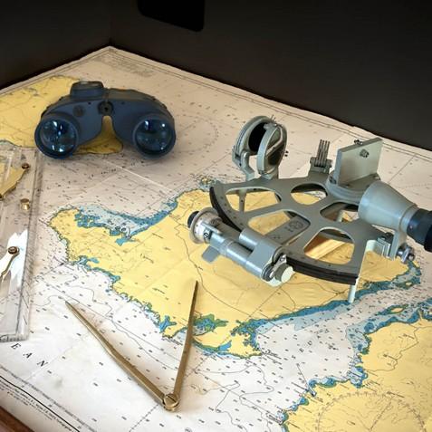 Navigation - Mutiara Laut - Luxury Yacht Charter Indonesia