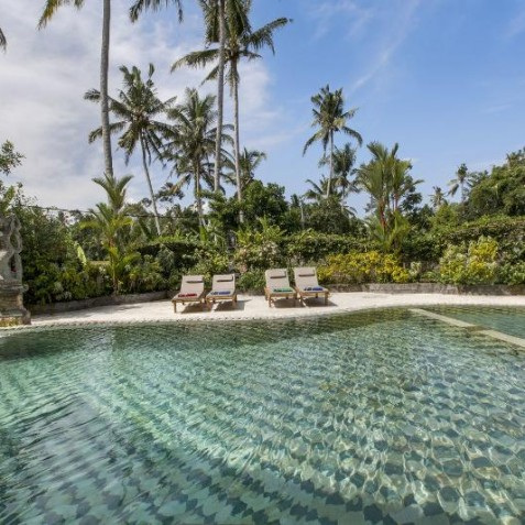Pool - Bali Vitality Detox Retreats - Ubud, Bali, Indonesia