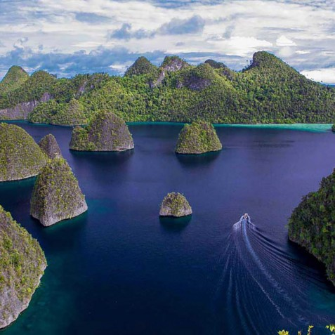 Sailing Adventure Cruises Indonesia