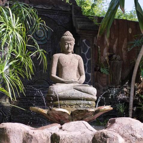 Buddha Statue - Zen Resort Bali - Indonesia
