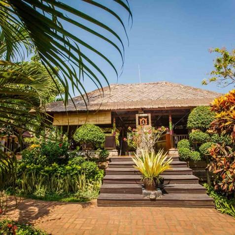Restaurant - Zen Resort Bali - Indonesia