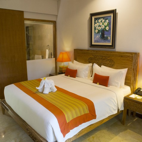 Superior Room - Svarga Loka Resort - Ubud, Bali, Indonesia