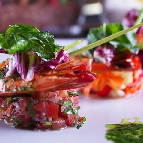 Cuisine - Svarga Loka Resort - Ubud, Bali, Indonesia