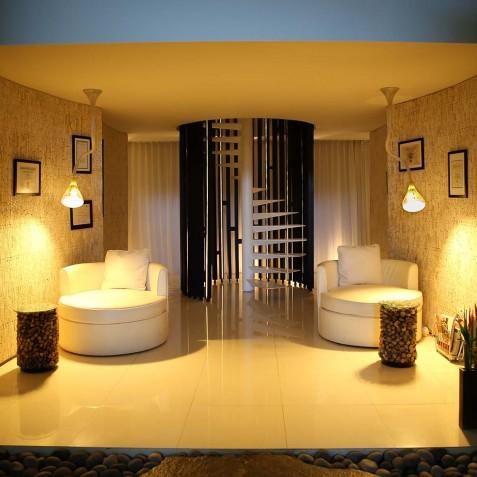 Waiting Area - Cocoon Medical Spa Bali