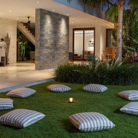 Garden Cushions - Cocoon Villa - Cocoon Medical Spa Retreat, Seminyak, Bali