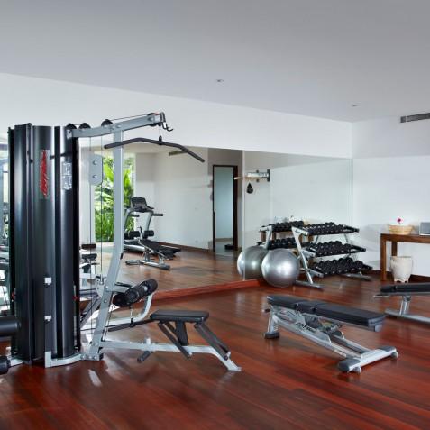 Gym - Cocoon Villa - Cocoon Medical Spa Retreat, Seminyak, Bali