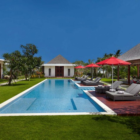 Pool - Cocoon Villa - Cocoon Medical Spa Retreat, Seminyak, Bali