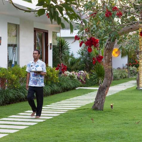 Service Staff - Cocoon Villa - Cocoon Medical Spa Retreat, Seminyak, Bali