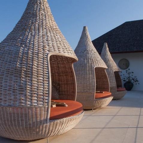 Meditation Pods - Cocoon Medical Spa Retreat, Seminyak, Bali