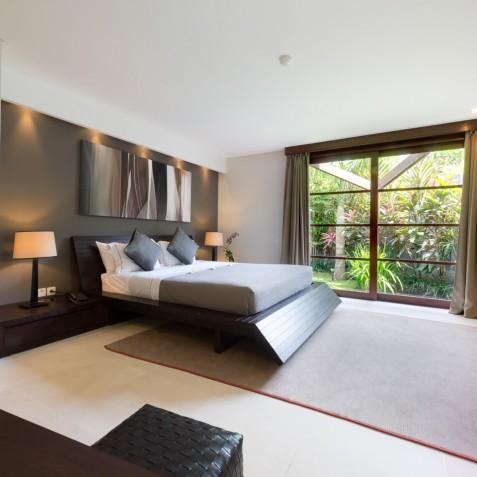 The Layar - 4 Bedroom Villa - Bedroom Three - Seminyak, Bali