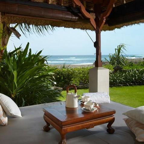 Villa Ambra Bali - Beach View from Bale - Pantai Lima Estate, Canggu, Bali, Indonesia