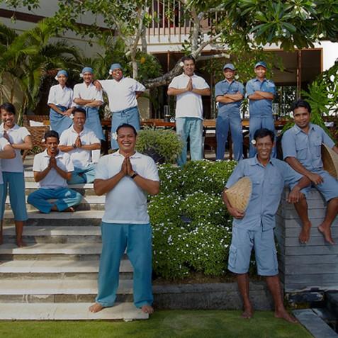 Villa Ambra Bali - Staff - Pantai Lima Estate, Canggu, Bali, Indonesia