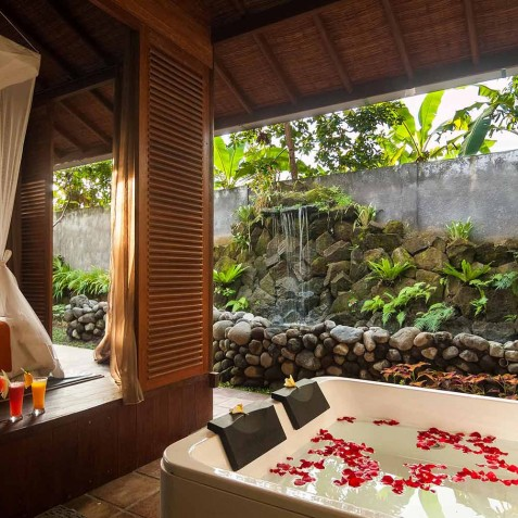 Honeymoon Suite - Svarga Loka Resort, Ubud, Bali, Indonesia
