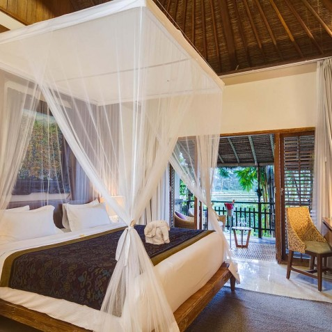 Master Suite - Svarga Loka Resort, Ubud, Bali, Indonesia