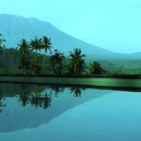 Mount Agung - Alila Manggis, Bali, Indonesia
