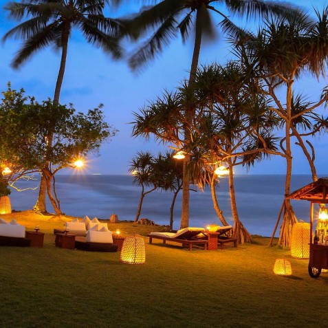 Ocean Bar - Alila Manggis, Bali, Indonesia