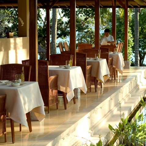 Seasalt Restuarant - Alila Manggis, Bali, Indonesia