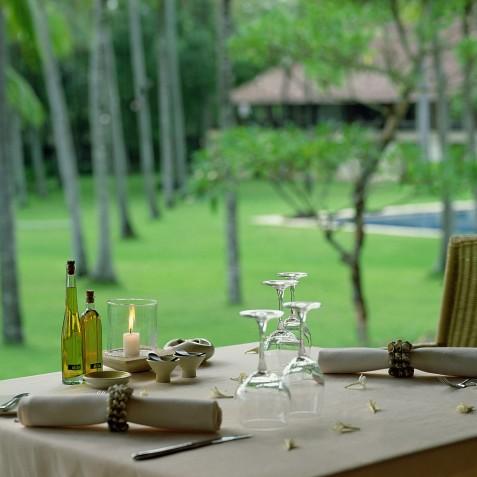SeaSeasalt Restaurant - Alila Manggis, Bali, Indonesia
