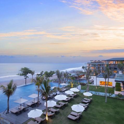 Panorama - Alila Seminyak, Bali, Indonesia