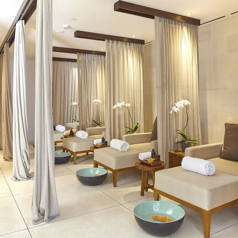Reflexology Room - Spa Alila Seminyak, Bali, Indonesia