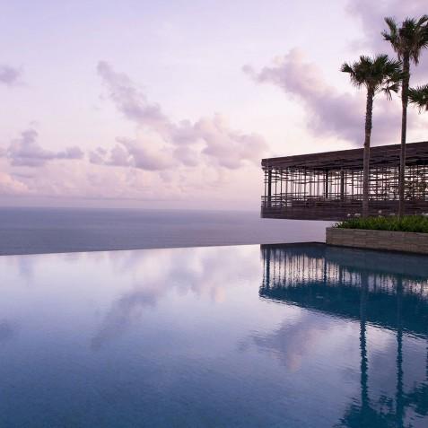Alila Villas Uluwatu - Sunset Cabana - Bali, Indonesia