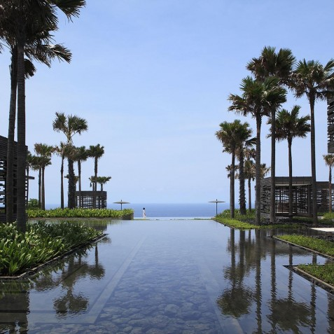 Lobby - Alila Villas Uluwatu, Bali, Indonesia