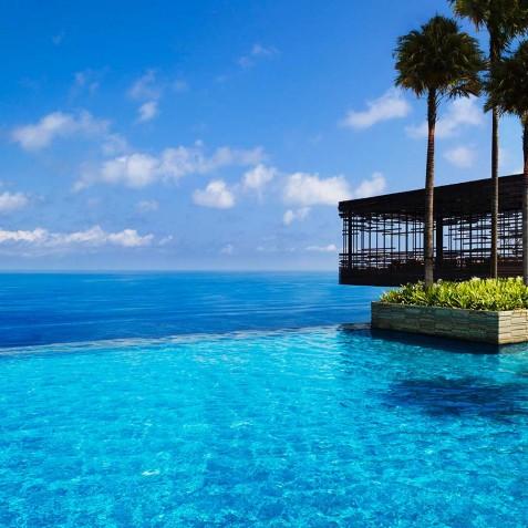 Cabana - Alila Villas Uluwatu, Bali, Indonesia